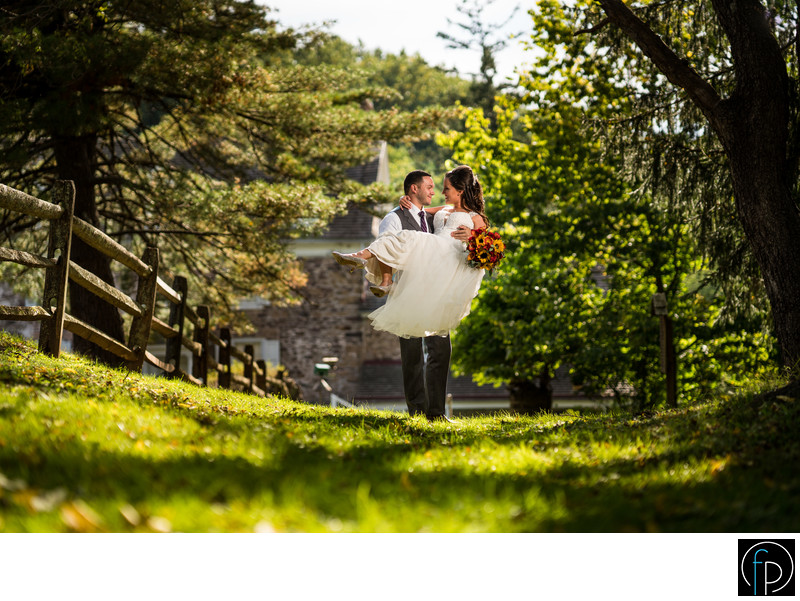 John James Audubon Center Wedding Venue