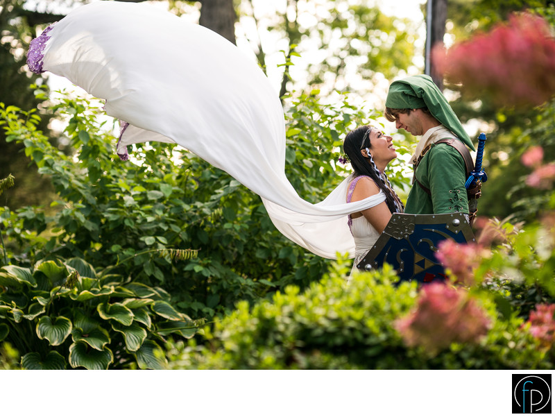 Zelda Wedding at Meredith Manor in Pottstown
