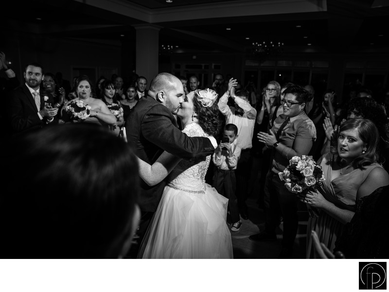 First Dance At A Manor House at Commonwealth Wedding
