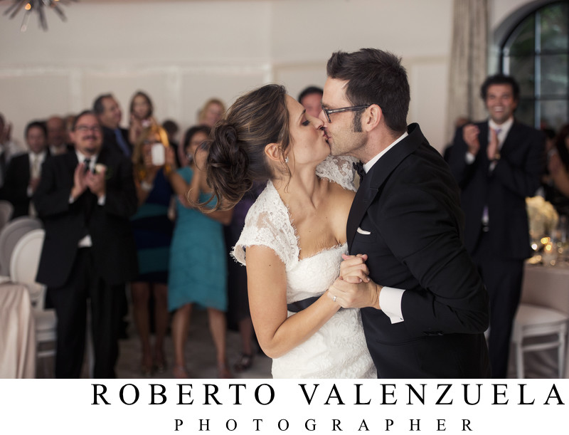 Hotel Bel-Air Wedding First Dance by Roberto Valenzuela