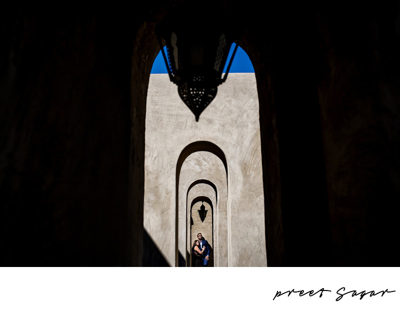 Bab Al Shams Wedding Photographer