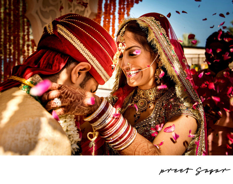 Fun Wedding Photographers in Dubai