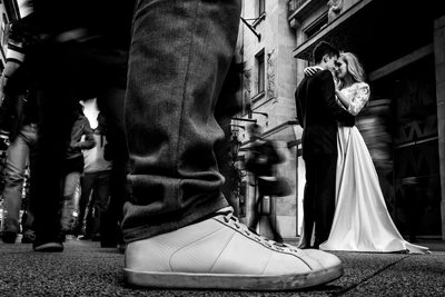 Unique Budapest Wedding Photography