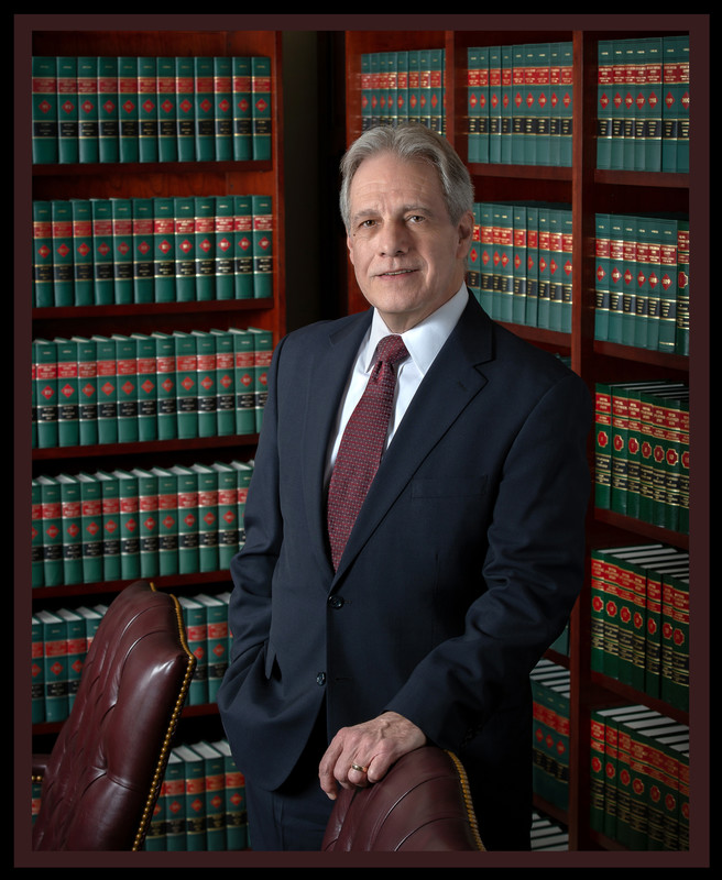William Hooks, past State Reporter, NYS Court of Appeals