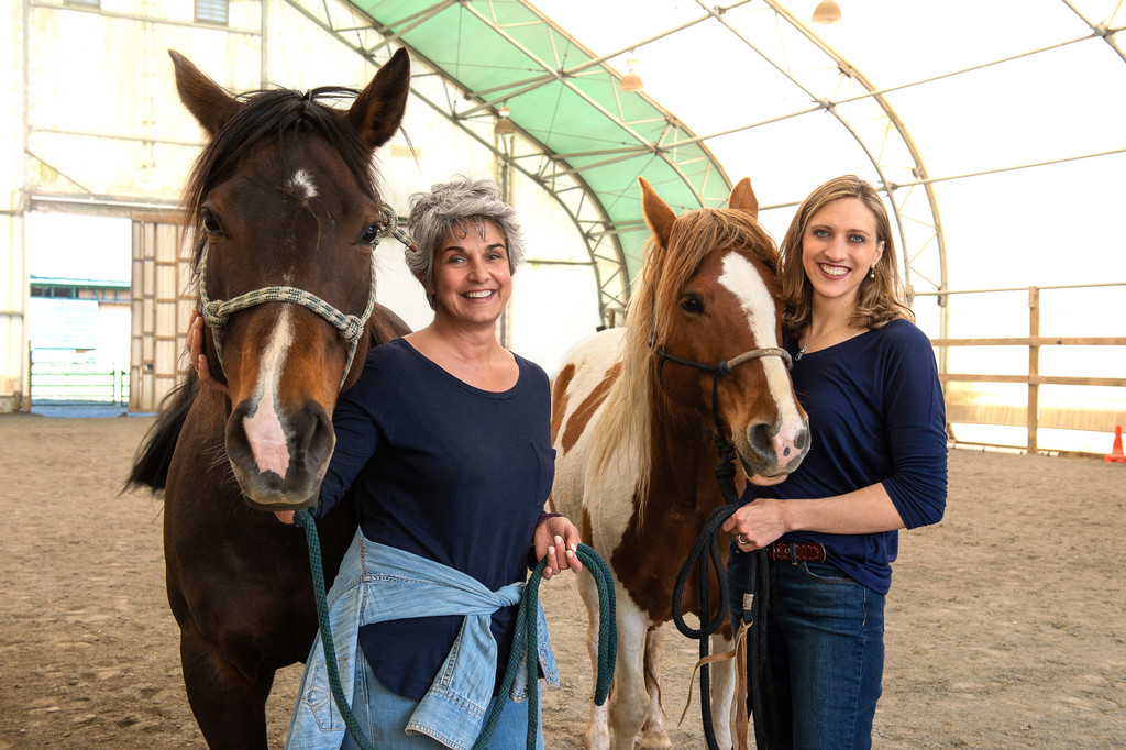 Equine Therapy Business Photographer