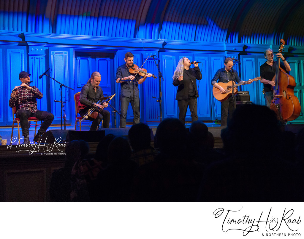 Lúnasa - Troy Music Hall - March 15, 2019