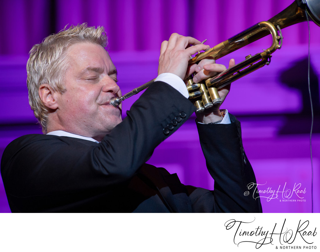 Chris Botti Concert at The Troy Music hall