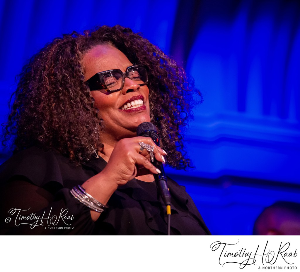 Dianne Reeves at The Troy Savings Bank Music Hall