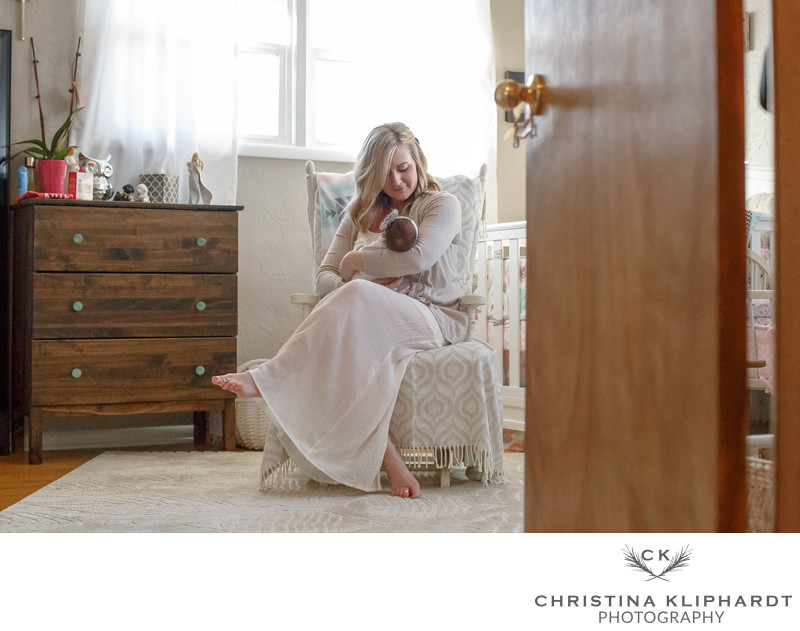 Newborn Lifestyle Photography Christina Kliphardt Photographer