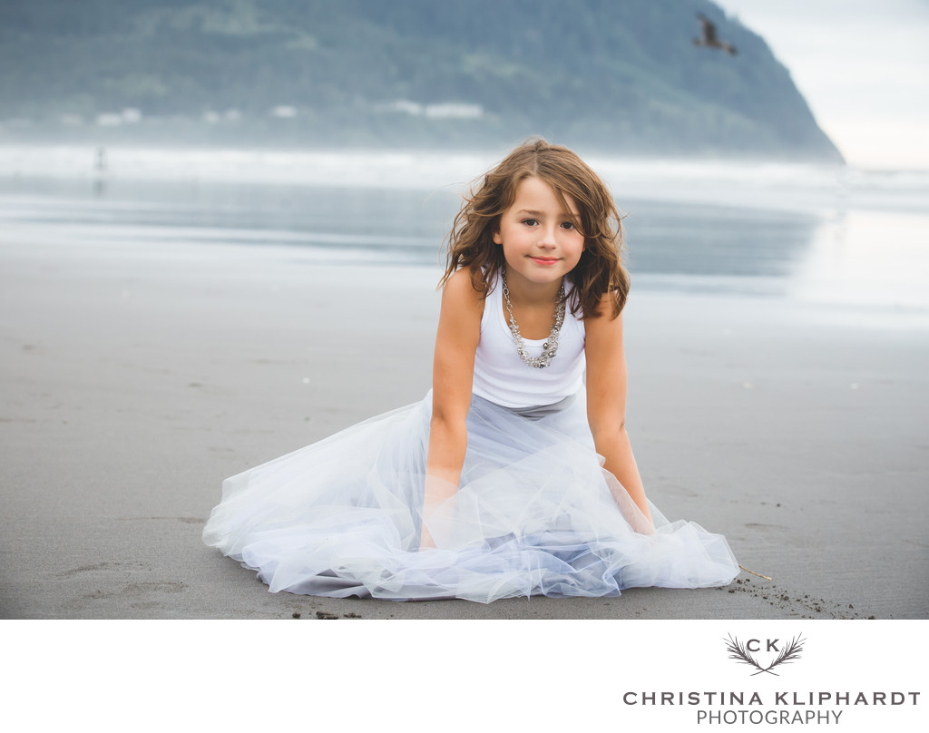 Canon Beach Child Session Christina Kliphardt Photography