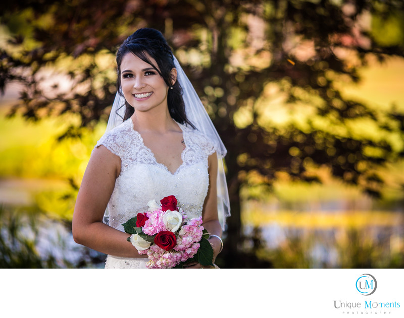 Wedding Photographer Gig Harbor Bridal Portraits