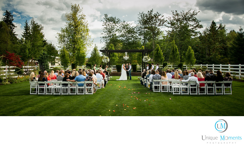 Filigree Farm Wedding Venue Buckley Wa 98321