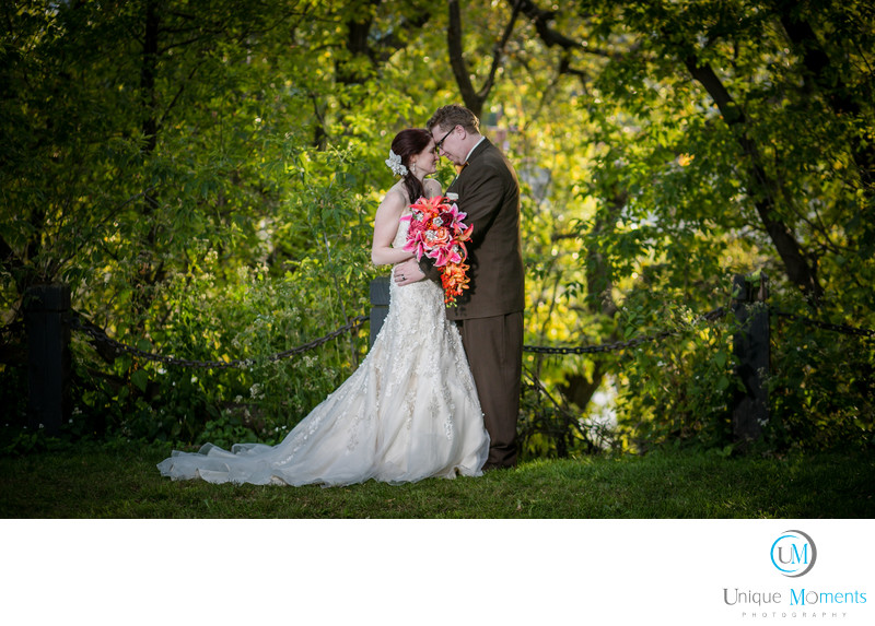 Destination Wedding Photographer Blue Fin Bay MN