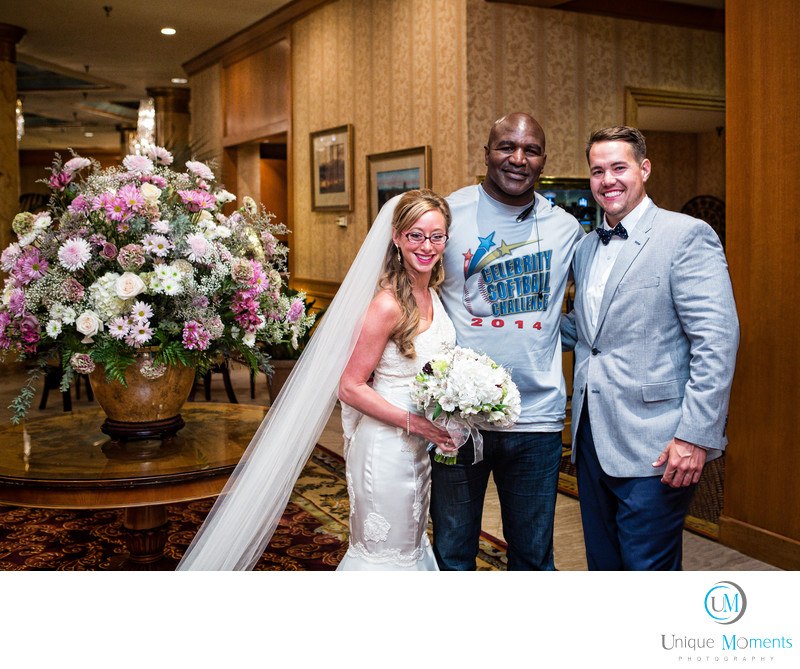 Destination Wedding Photographer St Paul Hotel MN