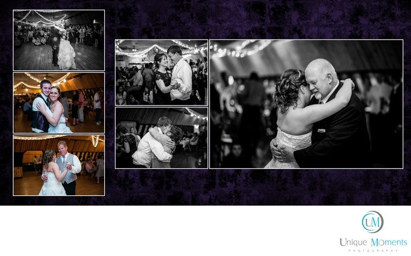 Bremerton Wedding Photographer Album Sample