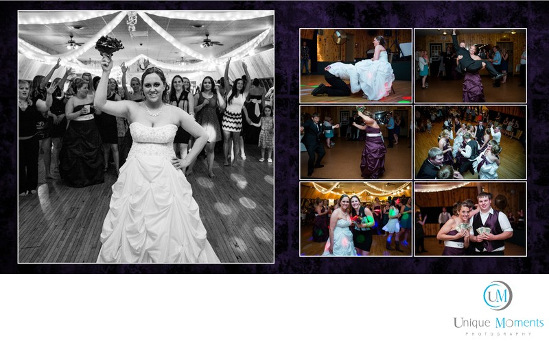 Gig Harbor Wedding Photographer, album Sample 27