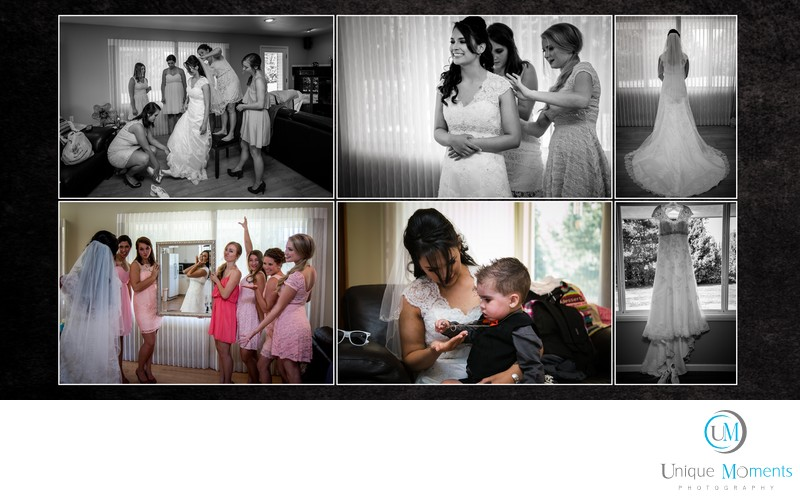 Wedding Album Design Services Unique Moments Photography