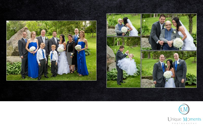 Gig Harbor Wedding Photographer, album sample 9, Tina