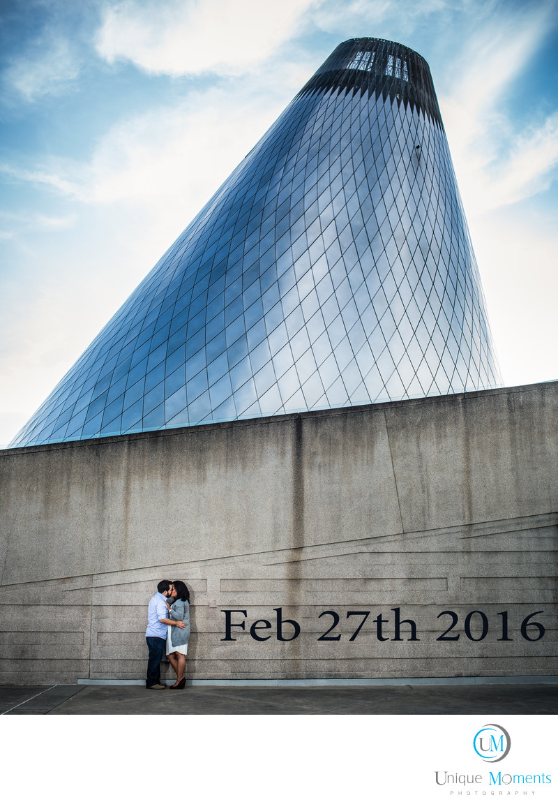Museum of Glass Tacoma Wedding Photgrapher