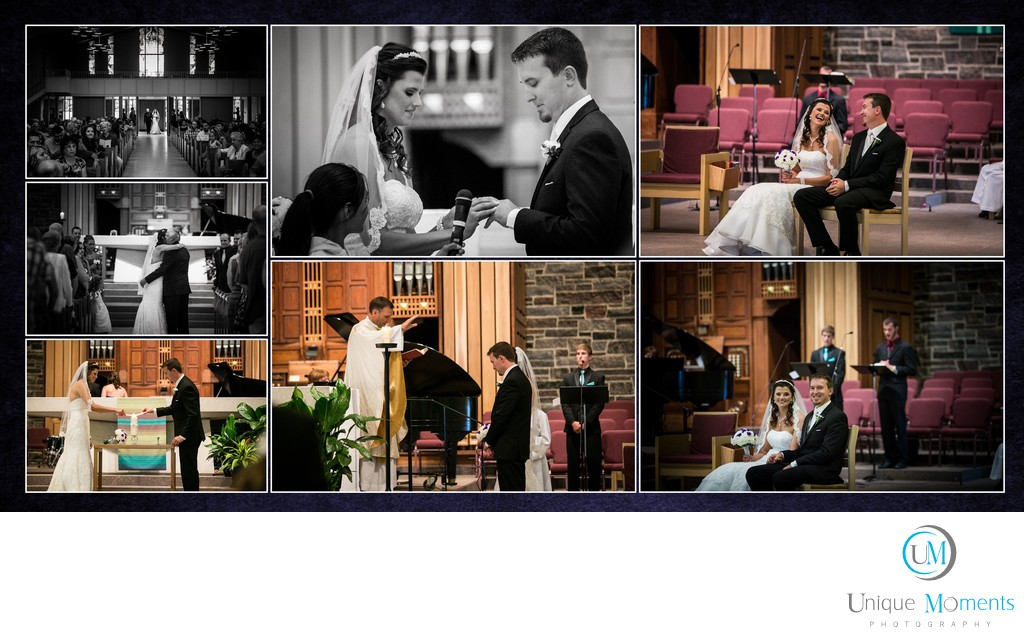 Gig Harbor Wedding Photographer, album Sample 11