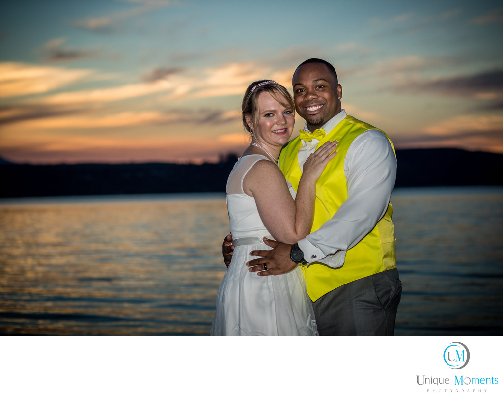 Kitsap Memorial State Park Wedding Poulsbo Washington