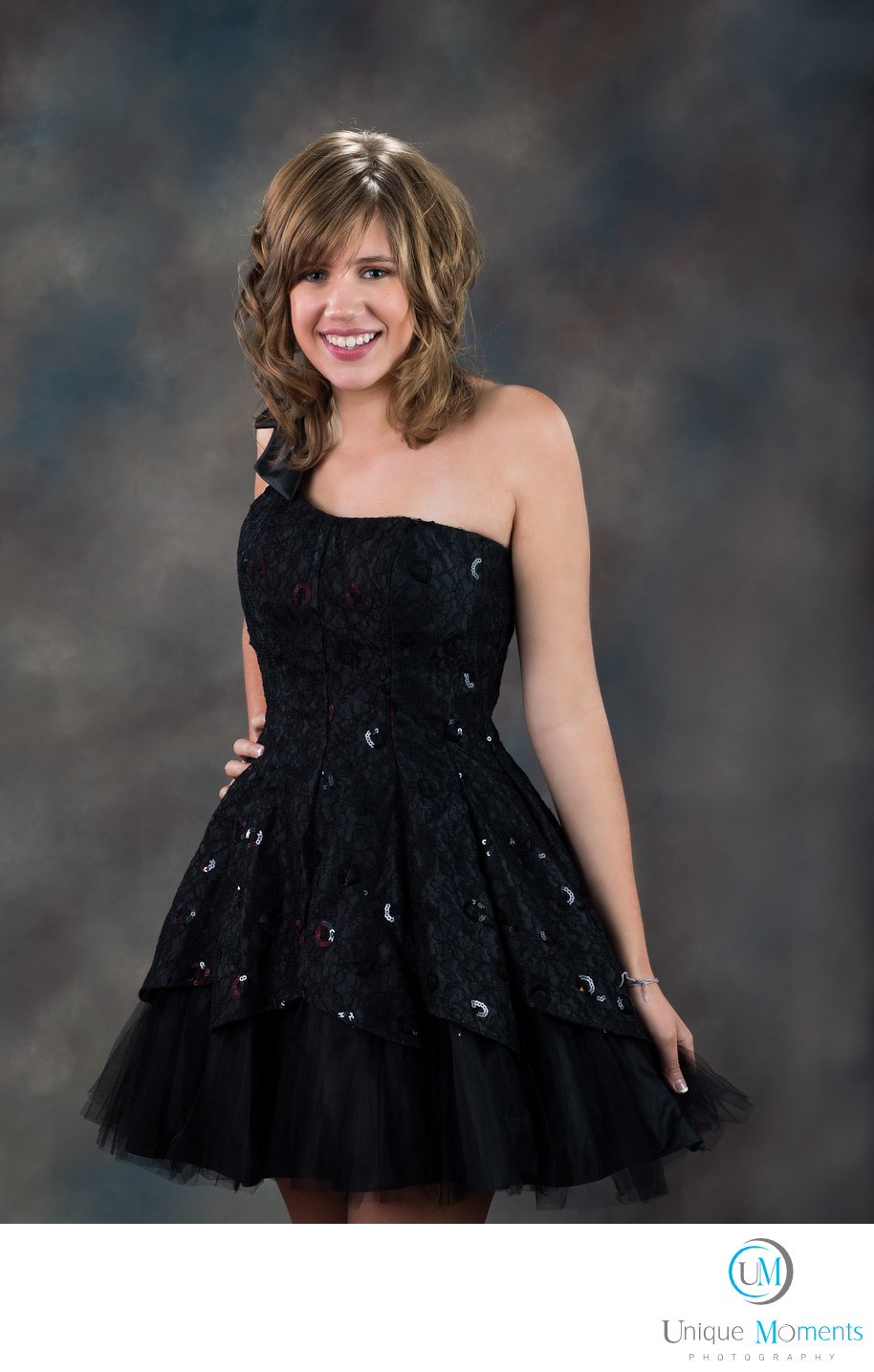 Prom Dress Pictures Gig Harbor Senior Photographer