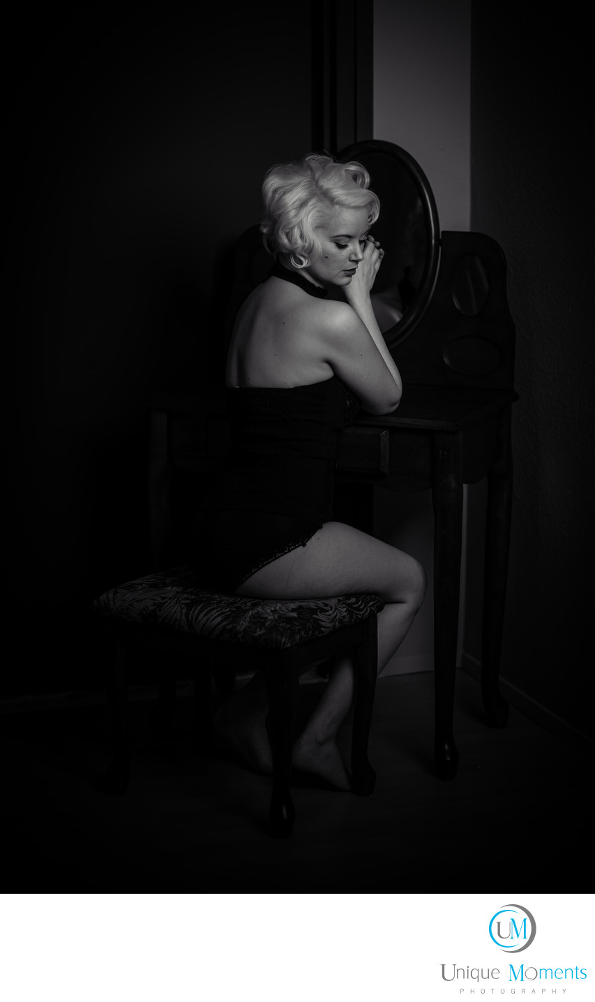 Port Orchard Boudoir Photographer near Gig Harbor