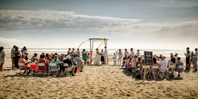 Destination Wedding Photographer Gearhart Ocean State Park Oregon