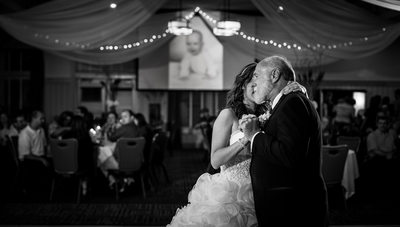 Best Father Daughter Picture Tacoma Wedding Photographer