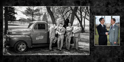 Destination Wedding Photographer Album sample 4