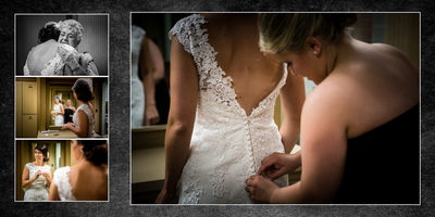 Gig Harbor Wedding Photographer Album sample 1 JP