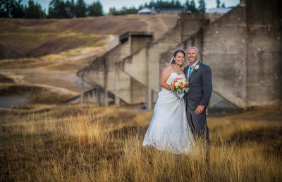 Chambers Bay Tacoma Wedding Photographer