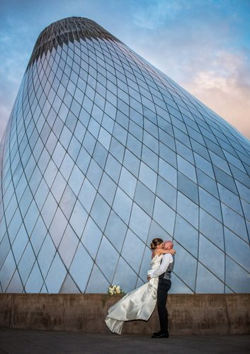 Museum of Glass Tacoma Wedding Photographer