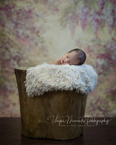 Newborn photographer near Gig Harbor