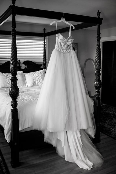 Best Bridal Dress Picture Gig Harbor Photographer