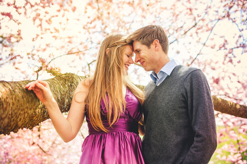Winterthur Delaware Engagement Photos