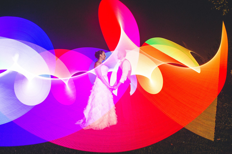 Colorful Wedding Photography