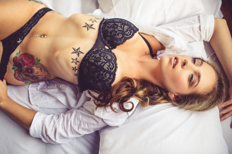 Mainline Boudoir Photographer