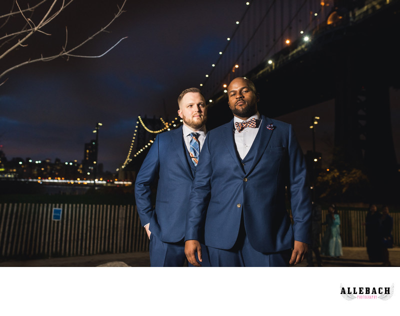 Brooklyn Same Sex Wedding Photographer