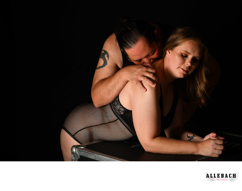 Erotic Couples Boudoir Photos