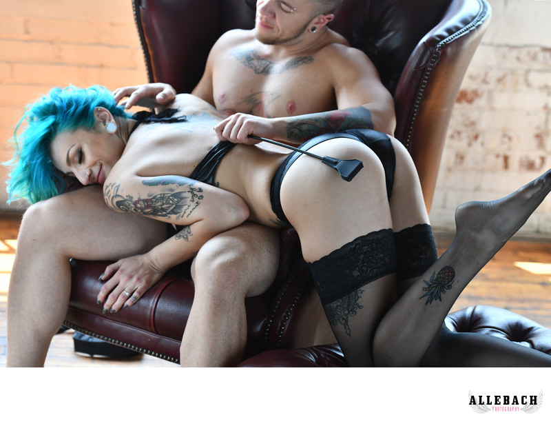 Trans Friendly Couples Boudoir Photographers