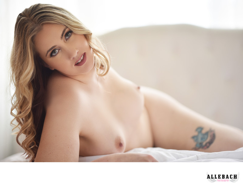 Boudoir Nudes by Philadelphia Photographers Near Us