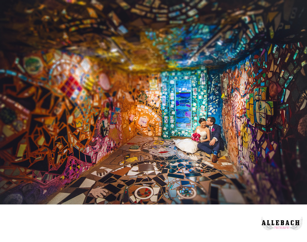 Magic Gardens Wedding Photographer