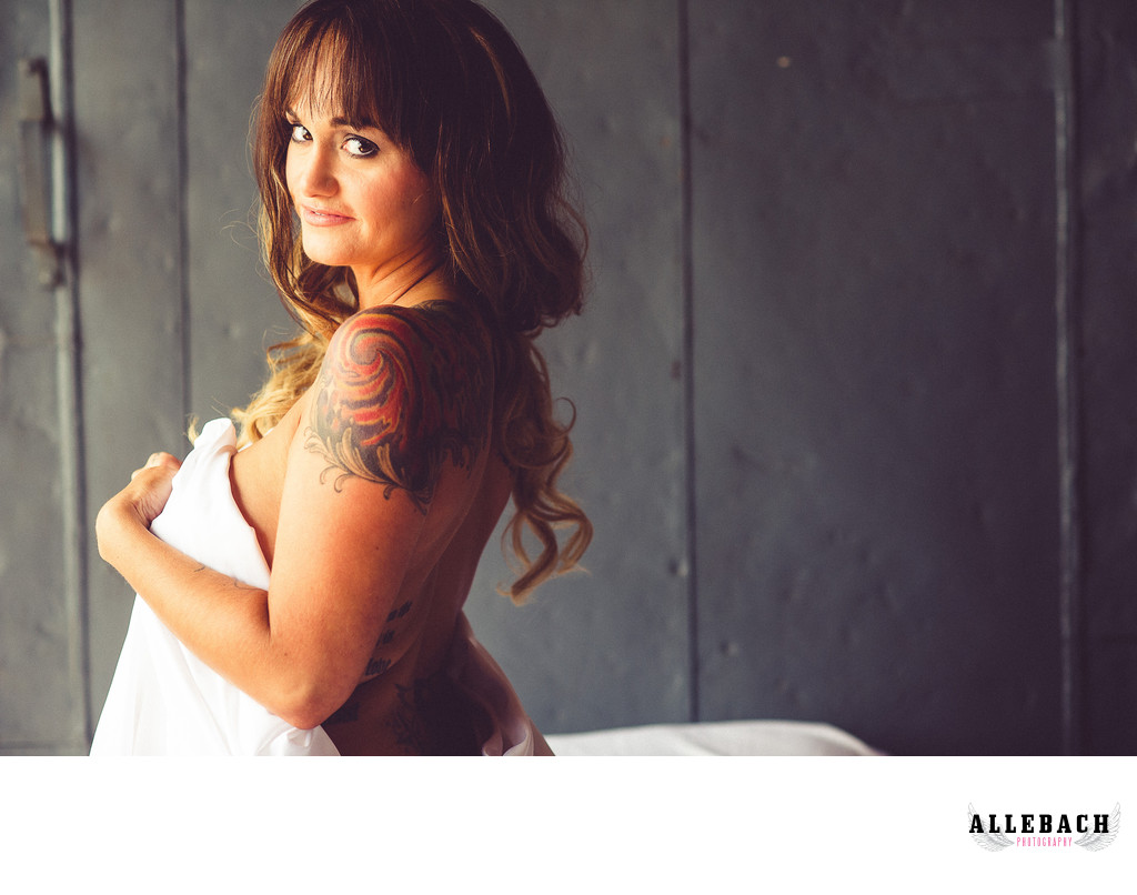 Boudoir Photographer in Philly