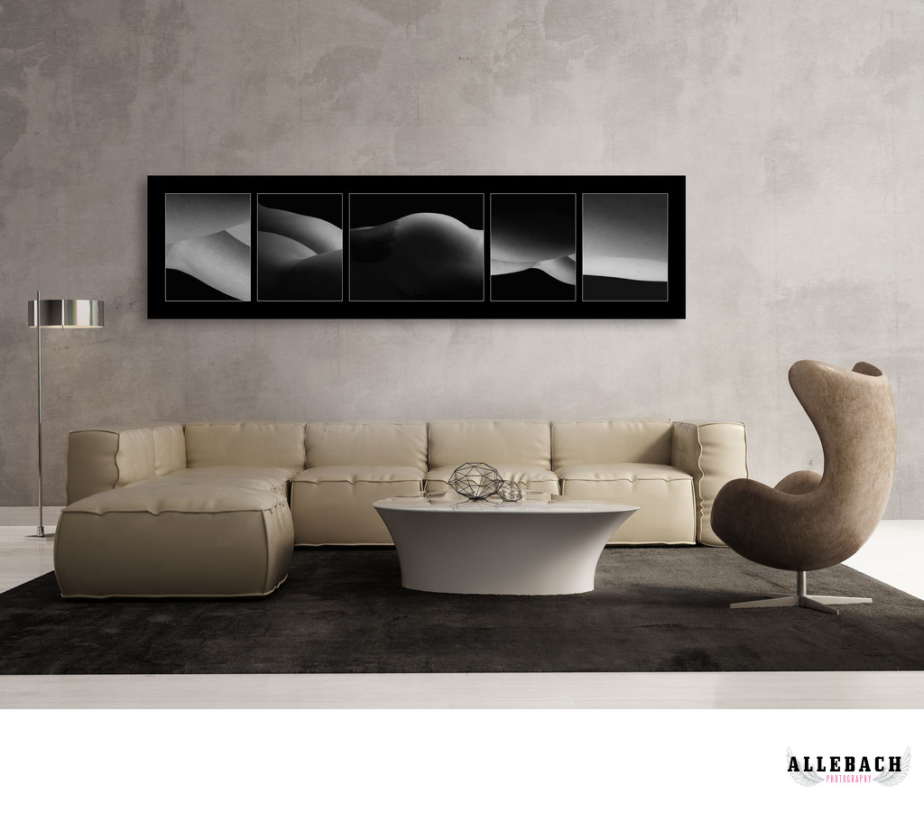 Bodyscapes and Commissioned Artwork by Allebach Photography