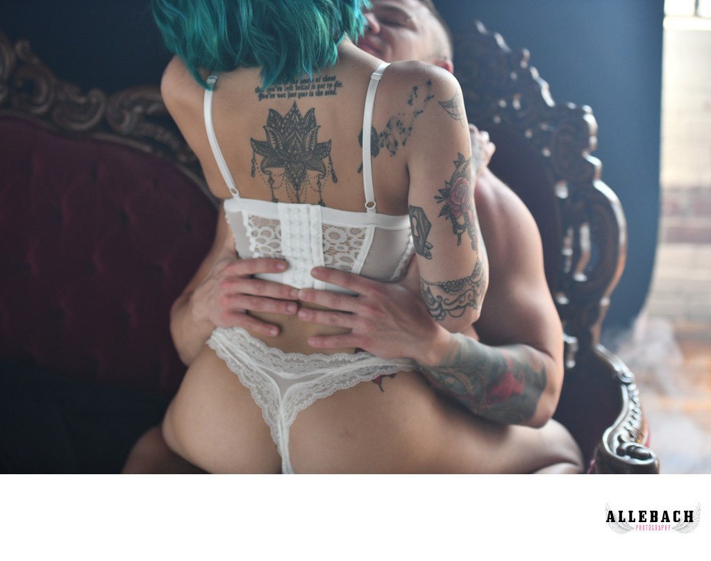 Level up your relationship with Couples Boudoir