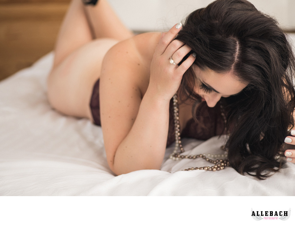Philadelphia Boudoir Photographers - It's Time to Celebrate Your Sexy