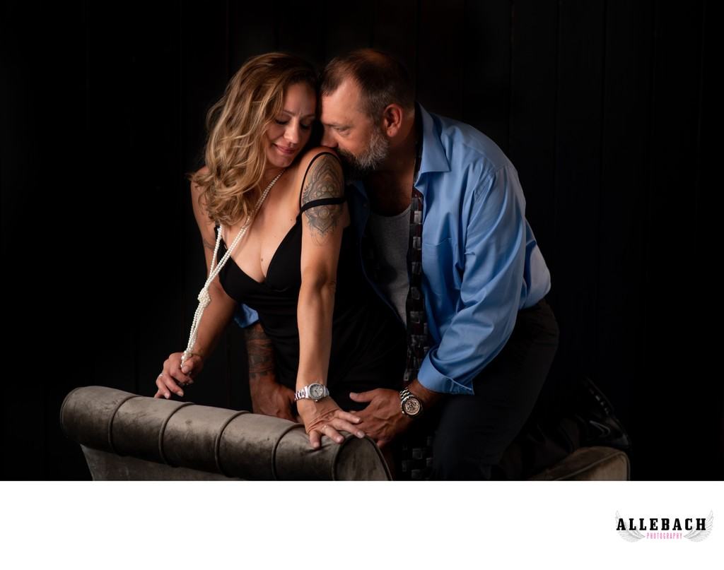 Pottstown Couples Boudoir Photographer