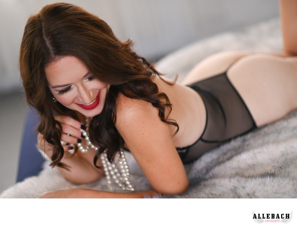 Philly Bridal Boudoir