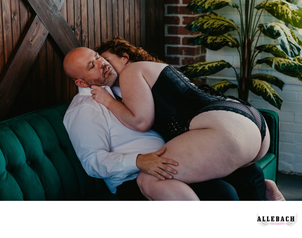 Austin Texas Couples Boudoir Photographers